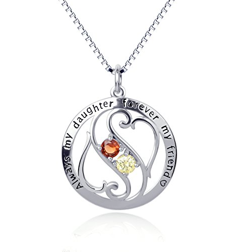 YFN Thanksgiving Christmas Necklace Sterling