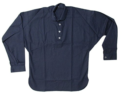 Military Uniform Supply Reproduction Civil War Color Cotton Shirt - Large