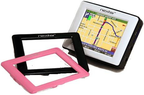 Nextar X3i 3.5-Inch Portable GPS Navigator with Interchangeable Face Plate