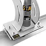 Stark 31cc Vibratory Screed Gas Power Screed Engine EPA Concrete Surface Finish Leveling Tamper Ruler with 7' feet Blade