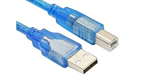 Cable de Datos USB para Impresora Todo en uno HP Envy 5010 3 Meter ...