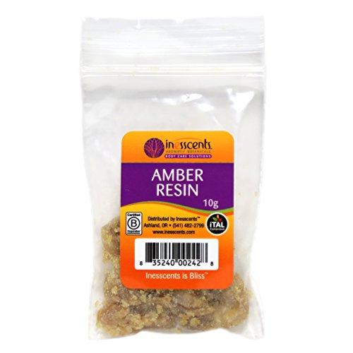 (Amber Resin 10g Bag)