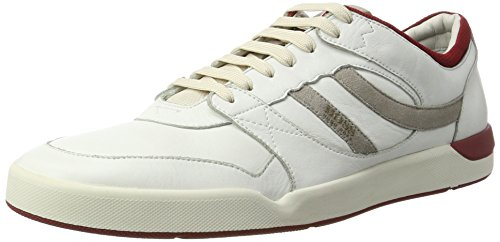 Boss Orange Stillnes_tenn_ws 10198926 01, Zapatillas para Hombre Blanco (White)