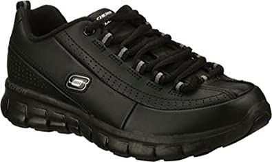 4d1bdd6c172 Image Unavailable. Image not available for. Colour: Skechers Synergy - Elite  Caliber Walking Sneaker Comfort Shoe - Womens