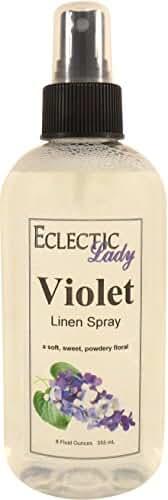 Violet Linen Spray, 16 ounces