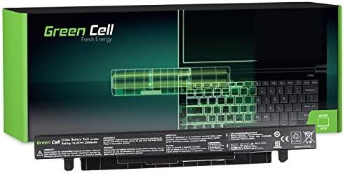 Green Cell® Standard Serie Batería para ASUS F552L Ordenador (4 Celdas 2200mAh 14.4V Negro)