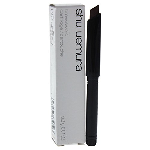 Shu Uemura Brow Sword Eyebrow Pencil Cartridge, Acorn, 0.01 Ounce