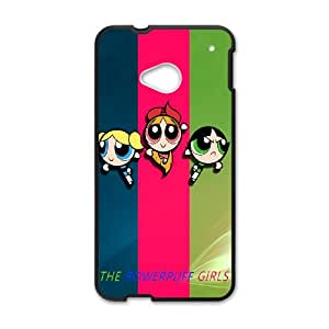 Quotes Personlised Phone Case power puff girls For HTC One M7 NP4K02254