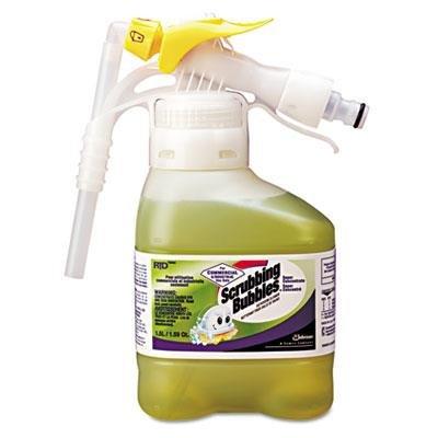 (Johnson Diversey Scrubbing Bubbles RTD Super Concentrate Bathroom Cleaner, 1.5 Liter - 1 each.)