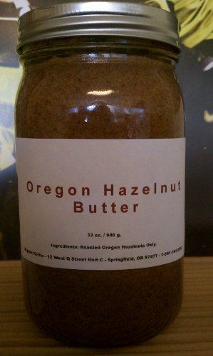 Hazelnut Butter(Oregon Grown) 32oz.