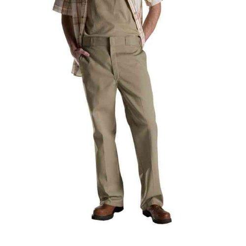 Orange 28W x 32L Dickies - 874 Original - Pantalon - Homme