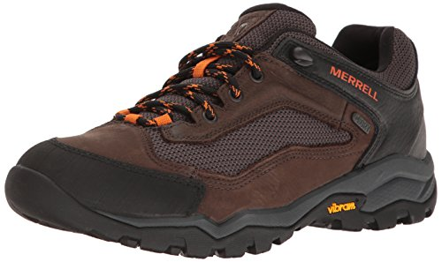 Merrell Mens De Everbound Vent Waterdicht Backpacken Boot Leizwart