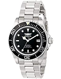 Mens 8926OB Pro Diver Stainless Steel Automatic Watch with Link Bracelet