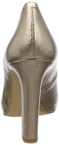 Mujer 18 Patric Zapatos lmt Unisa para Dorado de Tacón Mumm 05gqxHvw