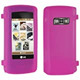 Amzer Silicone Skin Jelly Case for LG enV Touch
