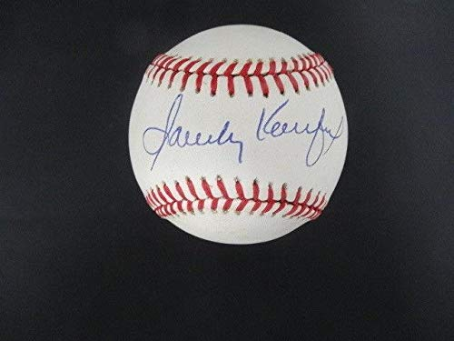Sandy Koufax Signed Baseball Autograph Auto AF01849 - PSA/DNA Certified - Autographed Baseballs ()