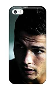 New Premium ZippyDoritEduard Cristiano Ronaldos Skin Case Cover Excellent Fitted For Iphone 5/5s