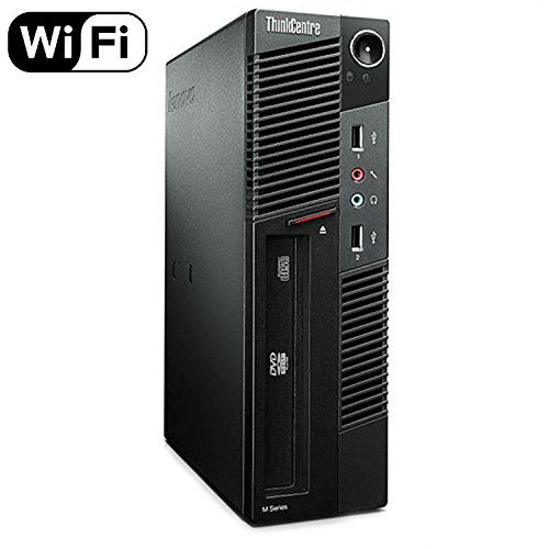 2018 Lenovo Thinkcentre M91P USFF Ultra Slim High Performance Business Desktop, Intel Quad-Core i7-2600S (8M Cache, up to 3.80 GHz), 8GB DDR3, 500GB HDD, Windows 7 Professional (Certified Refurbished)