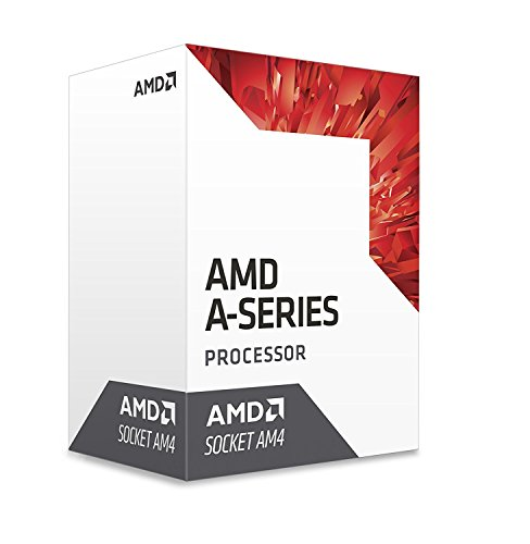 AMD A6-9500 Dual-core (2 Core) 3.50 GHz Processor – Socket AM4Retail Pack