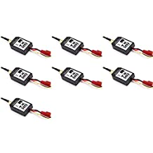7 x Quantity of Helicopter Quadcopter Airplane Boat Car Controller 5.8GHz Video Transmitter TX5803 Black 200mW FPV