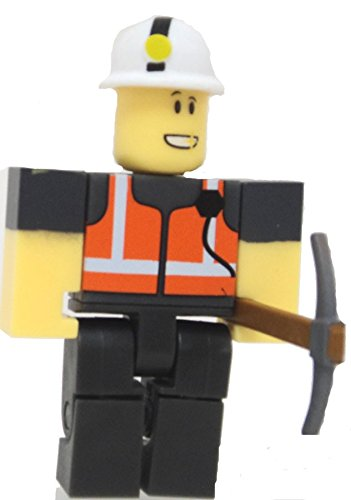 Amazon com: ROBLOX Series 1 Epic Miner action Figure mystery box +