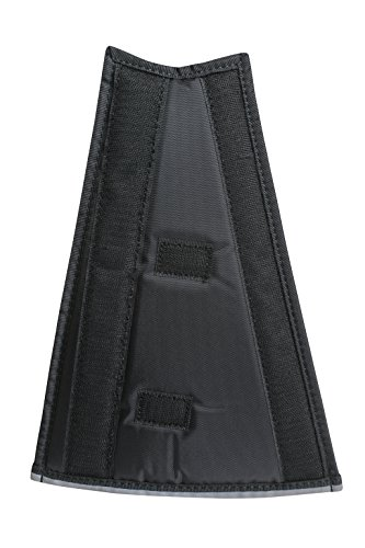 Extender Panel for All Four Paws Comfy Cone, Black