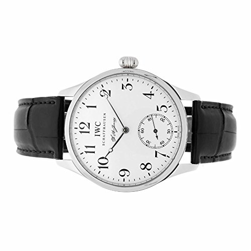 IWC-Portuguese-mechanical-hand-wind-mens-Watch-IW5442-02-Certified-Pre-owned