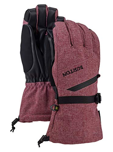 Burton Women's Gore-Tex Glove, Port Royal Heather, Large