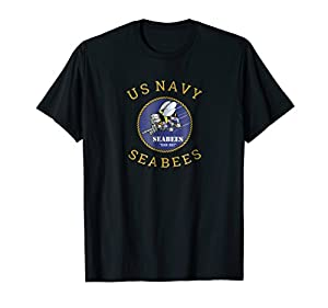 Navy Seabees Shirt US Military T Shirt from Navy Seabees Shirt US Military