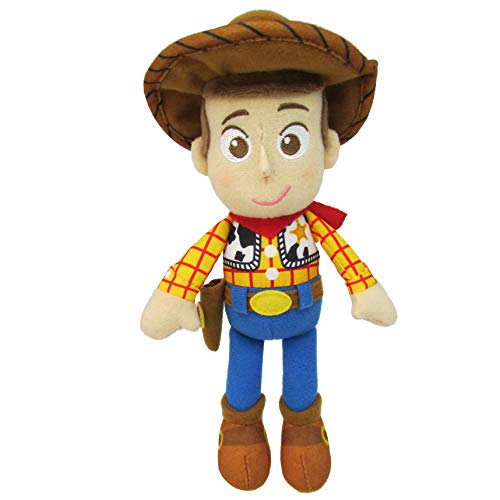 Kids Preferred Disney Baby Toy Story Woody Stuffed Animal Plush, 8 Inches from KIDS PREFERRED