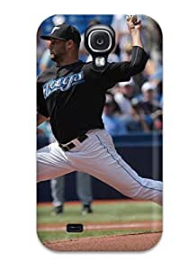 toronto blue jays MLB Sports & Colleges best Samsung Galaxy S4 cases 5232954K846336146