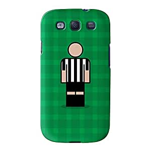Besiktas Full Wrap High Quality 3D Printed Case for Samsung? Galaxy S3 by Blunt Football European + FREE Crystal Clear Screen Protector
