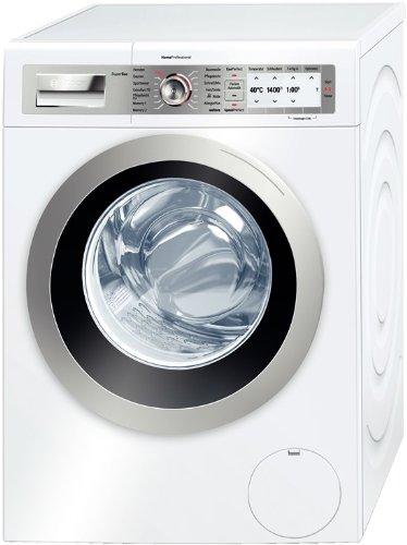 Bosch WAY287W1 Waschmaschine Frontlader / A+++ B / 1400 UpM / 8 kg / weiß / AquaStop / Beladungs-Sensor