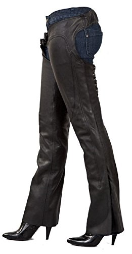 Insulated Motorcycle Chaps - 8