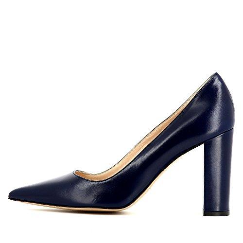 Evita Shoes Natalia - Zapatos de vestir de Otra Piel para mujer bleu foncé