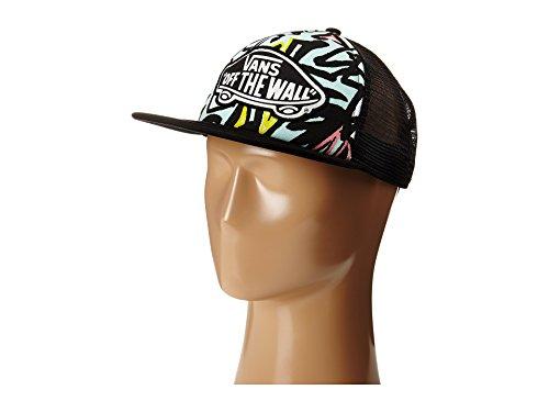 (Vans Beach Girl Trucker Hat,Blue Glow,One Size)