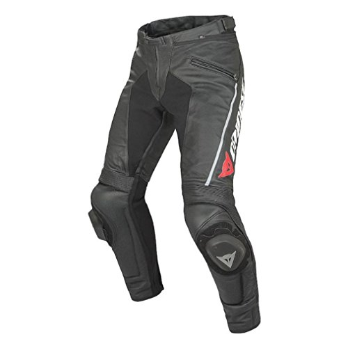 Dainese Delta Pro C2 Perforated Motorcycle Street TrackPants (EU 48)