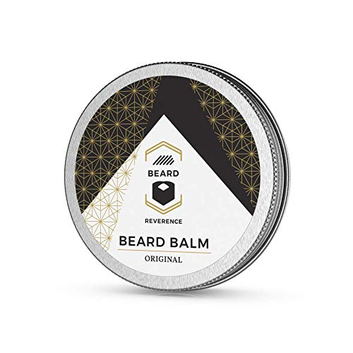 All Natural Beard Balm Unscented Condition