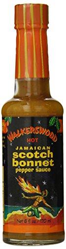 Jamaican Hot Sauce Recipes - Walkerswood Jamaican Scotch Bonnet Pepper Sauce, Hot, 6 Ounce