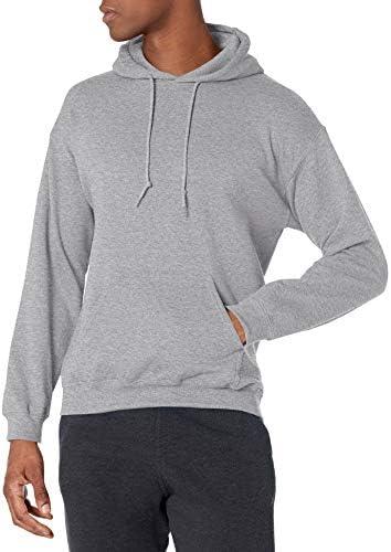 Gildan Men's Fleece Hooded Sweatshirt G18500 Heavy Blend