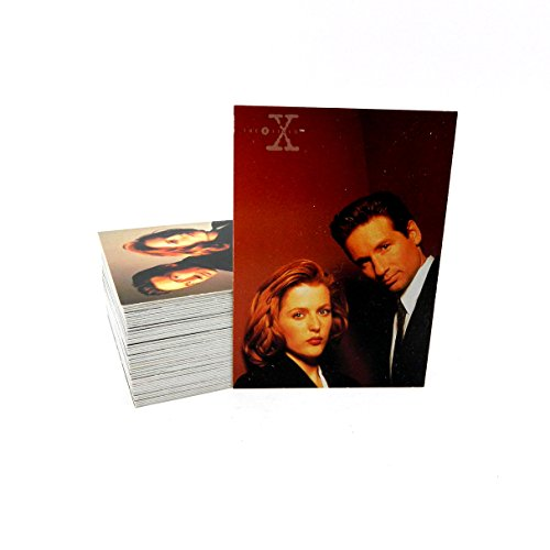 1996 Topps The X-Files Series 3 Trading Card Set (72) NM/MT