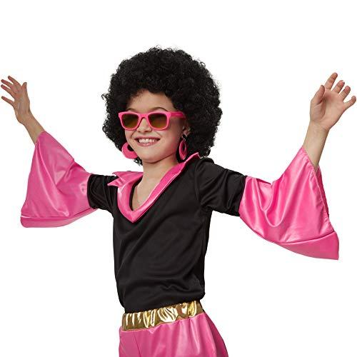 dressforfun 900496 - Disfraz de Chica Disco Maravillosa para ...