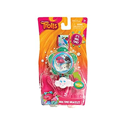 Trolls Hug Time Bracelet, Blue: Toys & Games