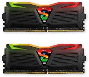 GeIL Super Luce RGB Sync 16GB (8GBX2) DDR4 2400MHZ