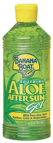 Banana Boat Aloe Apaisant Après-Soleil Gel, 16 oz