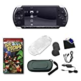 Sony PSP-3000 1 Game Holiday Bundle with Accessories - Model: PSP-3000-1-10-HOLIDAY