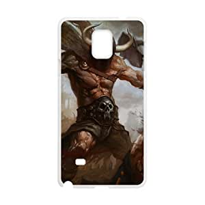 Fantasy Phone Case Perfectly Fit To Samsung Galaxy Note 4 - IMAGES COVERS Designed