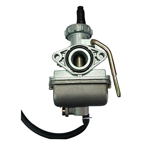 Meerkat Atv Carburetor - GOOFIT PZ16 Carburetor for 50cc 70cc 90cc 110cc Chinese ATV Dirt Bike