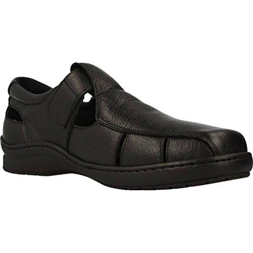 PINOSOS Sandalias y chanclas para hombre, color Negro, marca, modelo Sandalias Y Chanclas Para Hombre EDURNE Negro