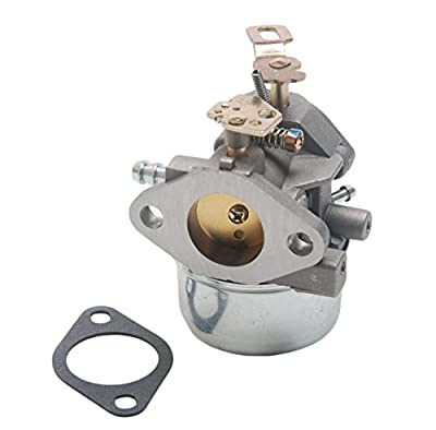 HIFROM 640349 640052 640054 Replace Carburetor Carb for Tecumseh 8hp 9hp 10hp HMSK80 HMSK90 Snow blower Generator Chipper Shredder Carburetor